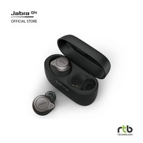Jabra หูฟังบลูทูธ รุ่น Elite 75T True Wireless -Titanium Black