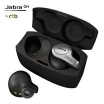 Jabra หูฟังบลูทูธ รุ่น Elite 65T True Wireless Earbud Headphones -Titanium Black