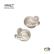 Jabra Elite 65T True Wireless Earbud Headphones - Gold Beige