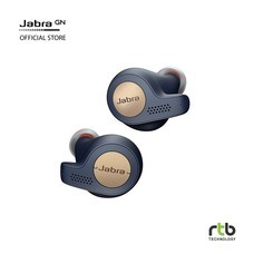Jabra Elite Active 65t True Wireless Bluetooth Earbuds - Copper Blue