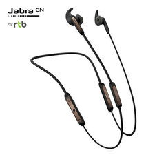 Jabra Elite 45e Enabled Wireless Bluetooth In-Ear Headphones - Copper Black
