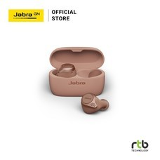Jabra หูฟังไร้สาย Elite Active 75t True Wireless - Sienna