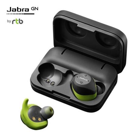Jabra Elite Sport 4.5 hours - Green/Gray
