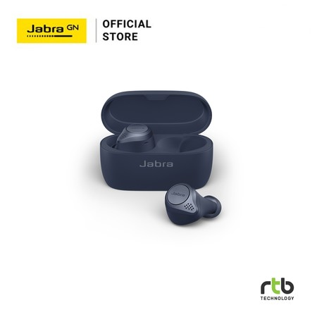 Jabra Elite Active 75t หูฟัง True Wireless - Navy