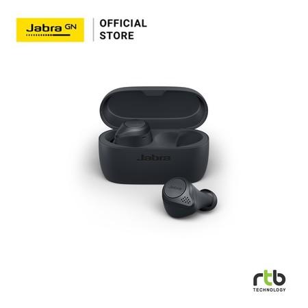 Jabra หูฟังไร้สาย Elite Active 75t True Wireless - Dark Grey
