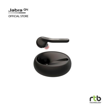 Jabra หูฟังบลูทูธ Bluetooth Headset รุ่น Talk 55 (Ecliipse) - Black