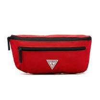 Guess กระเป๋าคาดเอว Sunny Side Bum Bag Red S19 (WL735194RED)