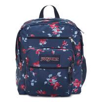 กระเป๋าเป้ JanSport รุ่น TDN70VQ BIG STUDENT - Navy Sweet Blossom