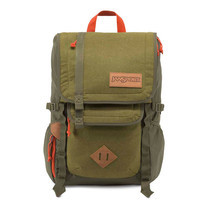 กระเป๋าเป้ JanSport รุ่น JS-A2T2Z0NB HATCHET SPECED - Army Green felt