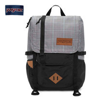 กระเป๋าเป้ JanSport รุ่น JS-A2T2Z0U2 HATCHET SPECED - Black/White Suited Plaid