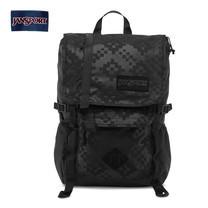 กระเป๋าเป้ JanSport รุ่น JS-A2T2Z0L4 HATCHET SPECED - Black Heat EMBOSSED IKAT SQUARES