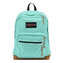กระเป๋าเป้ JanSport รุ่น TYP79ZG RIGHT PACK - AQUA DASH