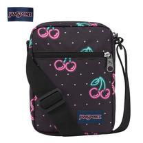 JanSport กระเป๋าสะพายข้าง รุ่น Weekender - สี Neon Cherries
