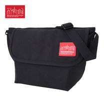 Manhattan Portage กระเป๋าสะพายข้าง รุ่น MP 1603 BLK Mini NY Messenger Bag (XXS) - Black