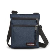 Eastpak กระเป๋าสะพายข้าง รุ่น EK08982D RUSHER - Double Denim