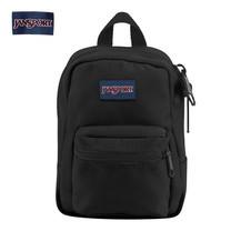 JanSport กระเป๋าเป้ขนาดเล็ก รุ่น Lil Break - Black