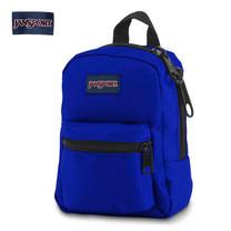 JanSport กระเป๋าเป้ขนาดจิ๋ว รุ่น JS0A32TT3N7 Lil Break - Regal Blue