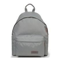 Eastpak กระเป๋าเป้สะพายหลัง รุ่น EK62072N PADDED PAK R Sparkly Silver