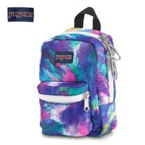 JanSport กระเป๋าเป้ขนาดจิ๋ว รุ่น JS0A32TT48W Lil Break - Dye Bomb