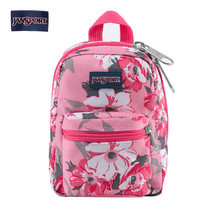 JanSport กระเป๋าเป้ขนาดเล็ก รุ่น Lil Break - PRSMPNKPRTYPSY