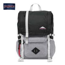 กระเป๋าเป้ JanSport รุ่น JS-A2T350NU HATCHET DL - Black Poly Ripstop Grey Marl