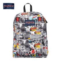 กระเป๋าเป้ JanSport รุ่น T5010DY SUPERBREAK - MULTI COMIC STRIP