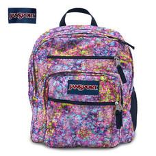 กระเป๋าเป้ JanSport รุ่น TDN70UE BIG STUDENT - Multi Flower Explosion