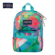 JanSport กระเป๋าเป้ขนาดเล็ก รุ่น JS0A32TT40A Lil Break - Crystal Light