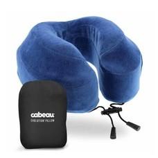 Cabeau - หมอนรองคอ EP0319BL Evolution Pillow - Blue
