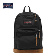 กระเป๋าเป้ JanSport รุ่น TYP7008 RIGHT PACK - BLACK