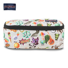 JanSport กระเป๋าอเนกประสงค์ รุ่น T68Z0KN Vector Pouch - Multi Stickers
