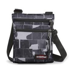 EASTPAK รุ่น RUSHER - Cracked Dark กระเป๋าสะพาย EK08968T