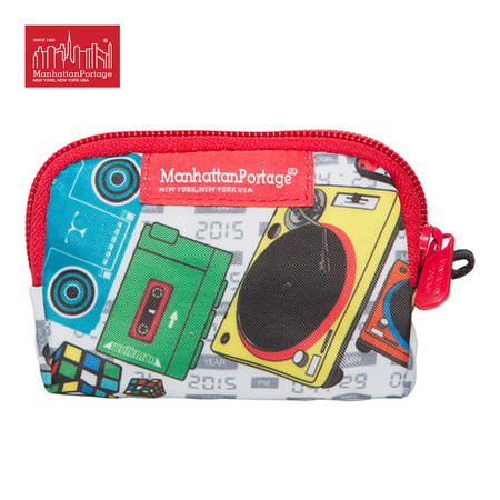 Manhattan Portage กระเป๋าใส่สตางค์ 80's Coin Purse รุ่น MP 1008-80S LIMITED EDITION - Multiple Color