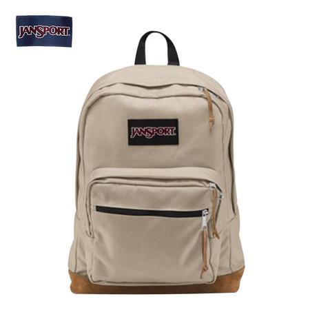 กระเป๋าเป้ JanSport รุ่น TYP79RU RIGHT PACK - DESERT BEIGE