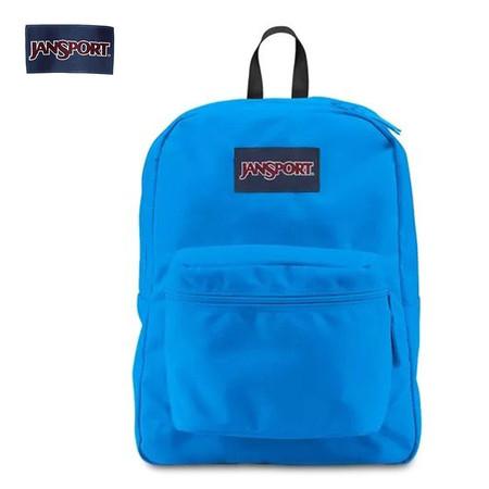 JanSport กระเป๋าเป้ รุ่น JS0A33SB31M Exposed - Neon Blue