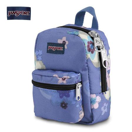 JanSport กระเป๋าเป้ขนาดจิ๋ว รุ่น JS0A32TT48S Lil Break - Artist Floral