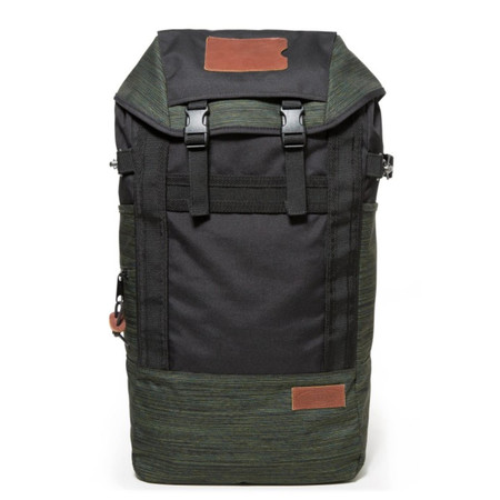 EASTPAK รุ่น BUST - Merge Mix Melange Green กระเป๋าเป้ EK18A61Q
