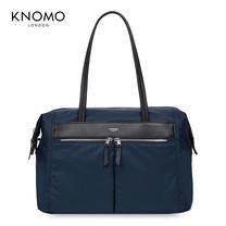 """กระเป๋าสะพาย KNOMO Tote bag CURZON (RFID) 15"""" Labtop - Navy"""