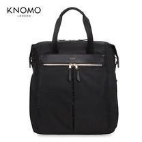 """กระเป๋าเป้แล็ปท็อป KNOMO Tote Backpack CHILTERN 15"""" Laptop - Black"""