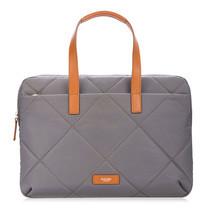 """กระเป๋าแล็ปท็อป KNOMO Slim Briefcase TALBOT 14"""" Laptop - (Gray)"""