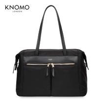 """กระเป๋าสะพาย KNOMO Tote bag CURZON (RFID) 15"""" Labtop - Black"""