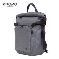"""กระเป๋าเป้แล็ปท็อปกันน้ำ KNOMO Roll Top Water - resistant Backpack HAMILTON 15.6"""" Laptop"""