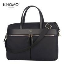 """กระเป๋าแล็ปท็อป KNOMO Slim Briefcase HANOVER (RFID) 14"""" Laptop"""