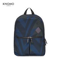 """กระเป๋าเป้แล็ปท็อป KNOMO Backpack BERLIN V&A Collection14"""" : Night Forrest  (น้ำเงินเข้ม-ดำ)"""