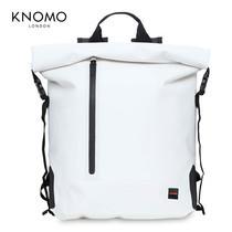 """กระเป๋าเป้แล็ปท็อปก้นน้ำ KNOMO Water-resistant Backpack CORNWELL 15"""" Laptop - (White)"""