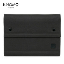 "กระเป๋าแท็บเล็ต KNOMO Digital Organiser KNOMAD FABRIC AIR 10"" Tablet - Charcoal (Black)"