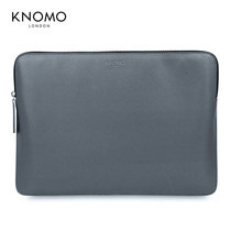 "ซองแล็ปท็อป KNOMO EMBOSSED Sleeve 13"" Laptop - Silver"