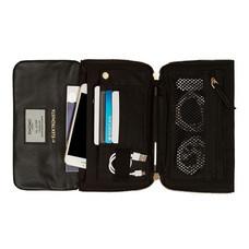 กระเป๋าถือ KNOMO ELEKTRONISTA MINI Smartphone Clutch Bag - Black
