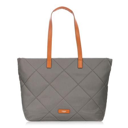 กระเป๋าสะพาย KNOMO Large Zip Shoulder Tote Bag PORCHESTER 15