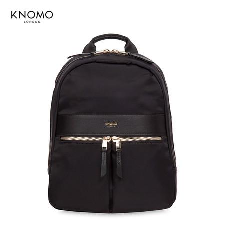 """กระเป๋าเป้แท็บเล็ต KNOMO Small Backpack MINI BEAUCHAMP (RFID) 10"""" Tablet : Black"""
